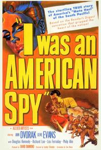 I Was an American Spy - 27 x 40 Movie Poster - Style A