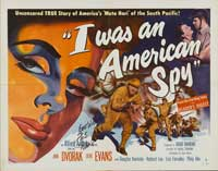 I Was an American Spy - 22 x 28 Movie Poster - Half Sheet Style A