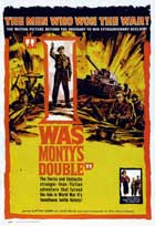 I Was Monty's Double - 11 x 17 Movie Poster - UK Style A