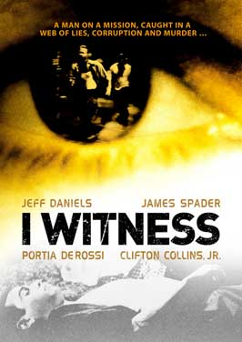 I Witness - 11 x 17 Movie Poster - Style A