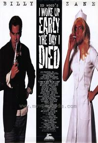 I Woke Up Early on the Day I Died - 27 x 40 Movie Poster - Style A