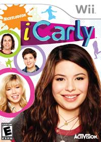 iCarly (TV) - 27 x 40 Video Game Poster - Style A