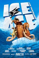 Ice Age: Continental Drift - 27 x 40 Movie Poster - Style C