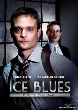 Ice Blues - 27 x 40 Movie Poster - German Style A