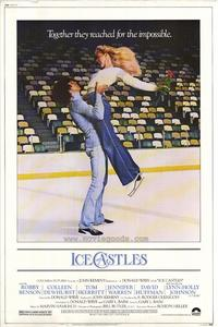 Ice Castles - 43 x 62 Movie Poster - Bus Shelter Style A
