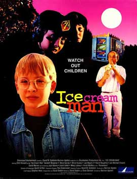 Ice Cream Man - 11 x 17 Movie Poster - UK Style A