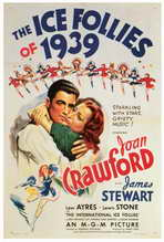 Ice Follies of 1939 - 27 x 40 Movie Poster - Style A