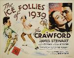 Ice Follies of 1939 - 11 x 17 Movie Poster - Style C