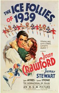 Ice Follies of 1939 - 11 x 17 Movie Poster - Style A