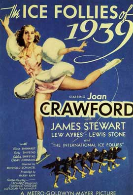 Ice Follies of 1939 - 11 x 17 Movie Poster - Style B
