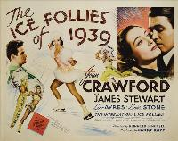 Ice Follies of 1939 - 27 x 40 Movie Poster - Style C
