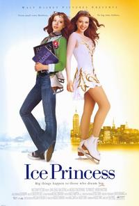 Ice Princess - 27 x 40 Movie Poster - Style A