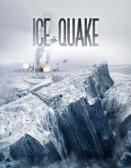 Ice Quake (TV) - 43 x 62 TV Poster - Style A