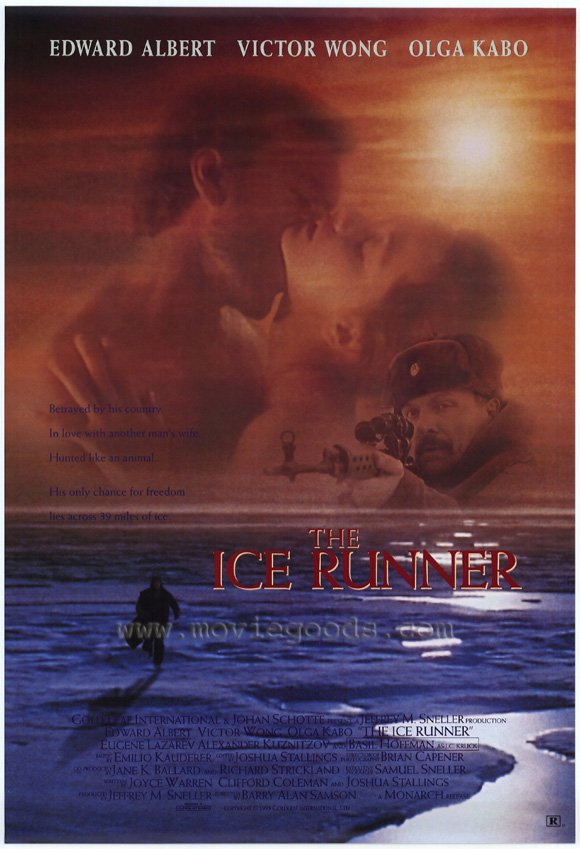 The Ice Runner movie