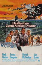 Ice Station Zebra - 11 x 17 Movie Poster - French Style A