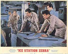 Ice Station Zebra - 11 x 14 Movie Poster - Style F