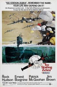 Ice Station Zebra - 27 x 40 Movie Poster - Style C