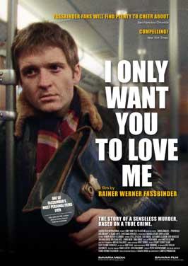 Ich will doch nur, da� ihr mich liebt - 11 x 17 Movie Poster - UK Style A