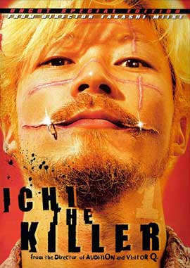 Ichi the Killer - 11 x 17 Movie Poster - Style A