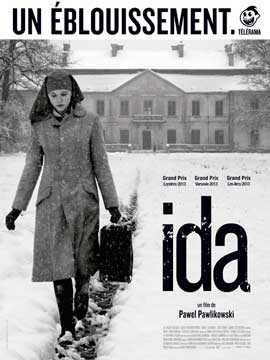 Ida - 11 x 17 Movie Poster - French Style A