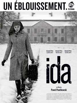 Ida - 27 x 40 Movie Poster - French Style A
