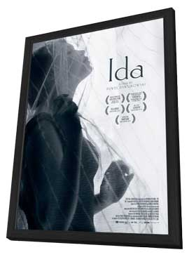 Ida - 11 x 17 Movie Poster - Canadian Style A - in Deluxe Wood Frame