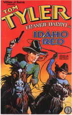 Idaho Red - 11 x 17 Movie Poster - Style A