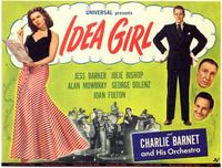Idea Girl - 11 x 14 Movie Poster - Style A