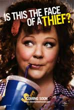 Identity Thief - 11 x 17 Movie Poster - Style B