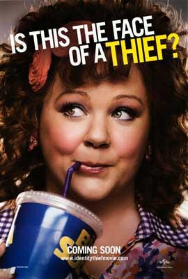 Identity Thief - 27 x 40 Movie Poster - Style B