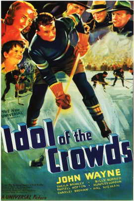 Idol of the Crowds - 11 x 17 Movie Poster - Style A