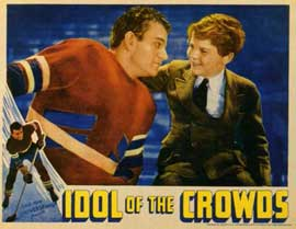 Idol of the Crowds - 11 x 14 Movie Poster - Style B