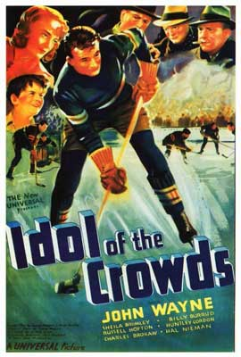Idol of the Crowds - 27 x 40 Movie Poster - Style A