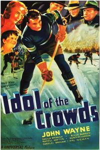 Idol of the Crowds - 43 x 62 Movie Poster - Bus Shelter Style A