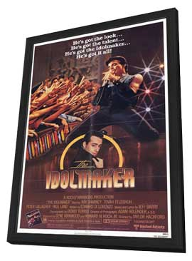 Idolmaker - 11 x 17 Movie Poster - Style A - in Deluxe Wood Frame
