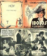 Idolos - 11 x 17 Movie Poster - Spanish Style A