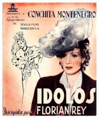 Idolos - 11 x 17 Movie Poster - Spanish Style B