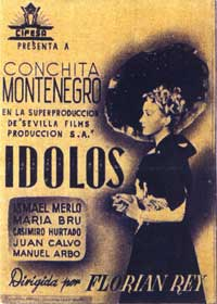 Idolos - 11 x 17 Movie Poster - Spanish Style C