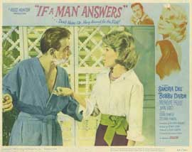 If a Man Answers - 11 x 14 Movie Poster - Style G