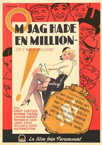 If I Had a Million - 27 x 40 Movie Poster - Foreign - Style A
