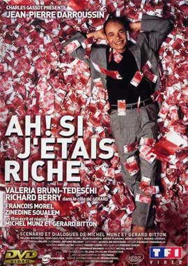 If I Were a Rich Man - 11 x 17 Movie Poster - French Style A
