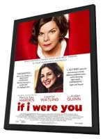 If I Were You - 11 x 17 Movie Poster - Style B - in Deluxe Wood Frame