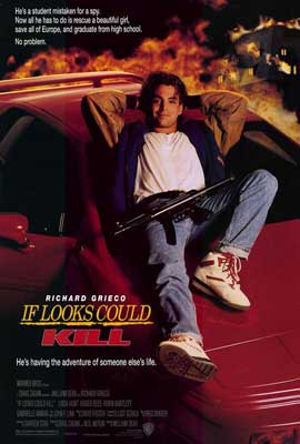 If Looks Could Kill - 27 x 40 Movie Poster - Style A