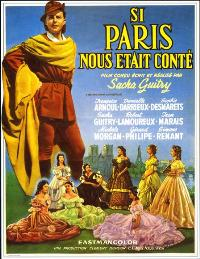 If Paris Were Told to Us - 11 x 17 Movie Poster - French Style A