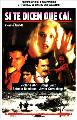 Friday the 13th Part VII, If They Tell You I Fell - 11 x 17 Movie Poster - Spanish Style A