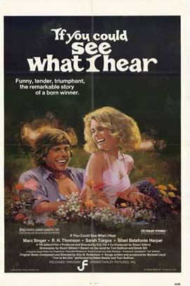 If You Could See What I Hear - 27 x 40 Movie Poster - Style A