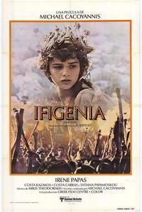 Ifigenia - 27 x 40 Movie Poster - Spanish Style A