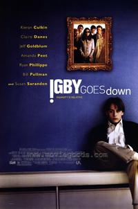 Igby Goes Down - 43 x 62 Movie Poster - Bus Shelter Style A