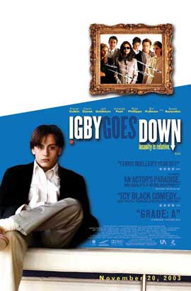 Igby Goes Down - 11 x 17 Movie Poster - Style B