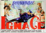 Ignace - 11 x 17 Movie Poster - French Style A